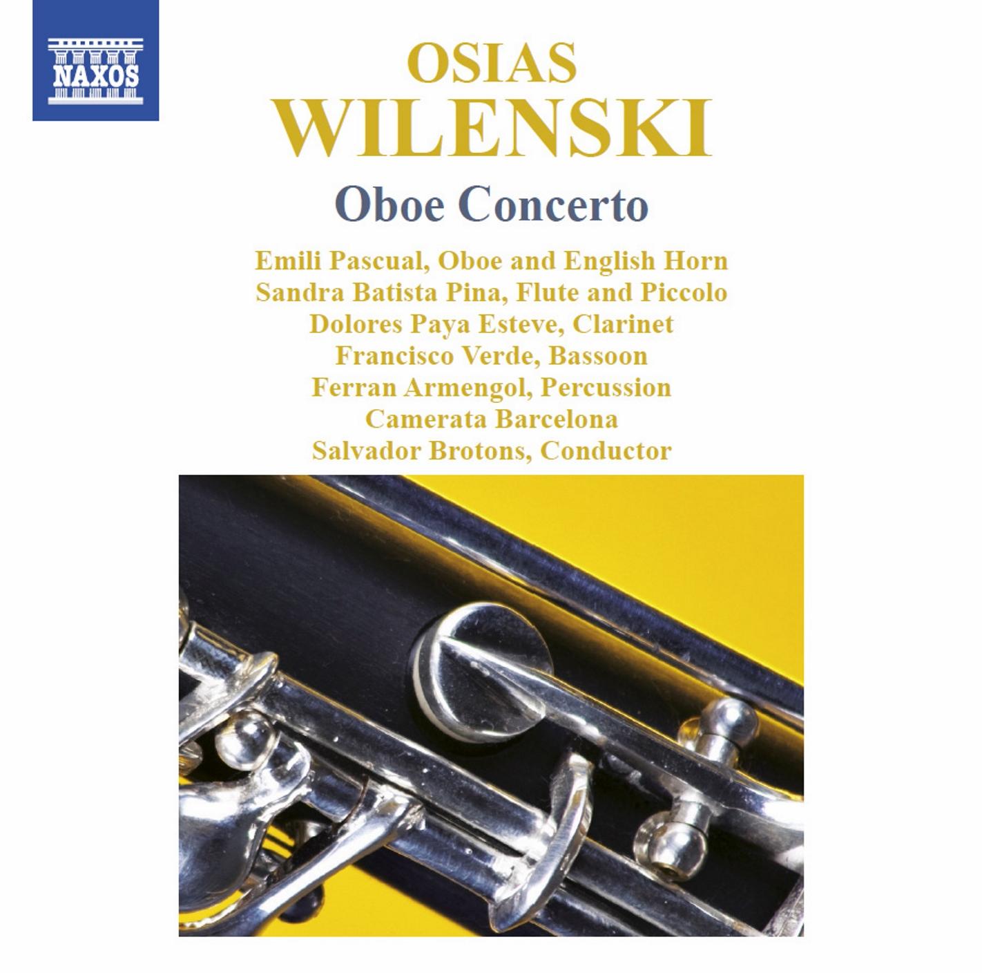 Wilenski: Works for Wind Instruments