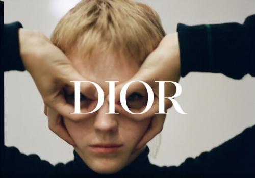 Dior Spring-Summer 2020 Elle UK Ad