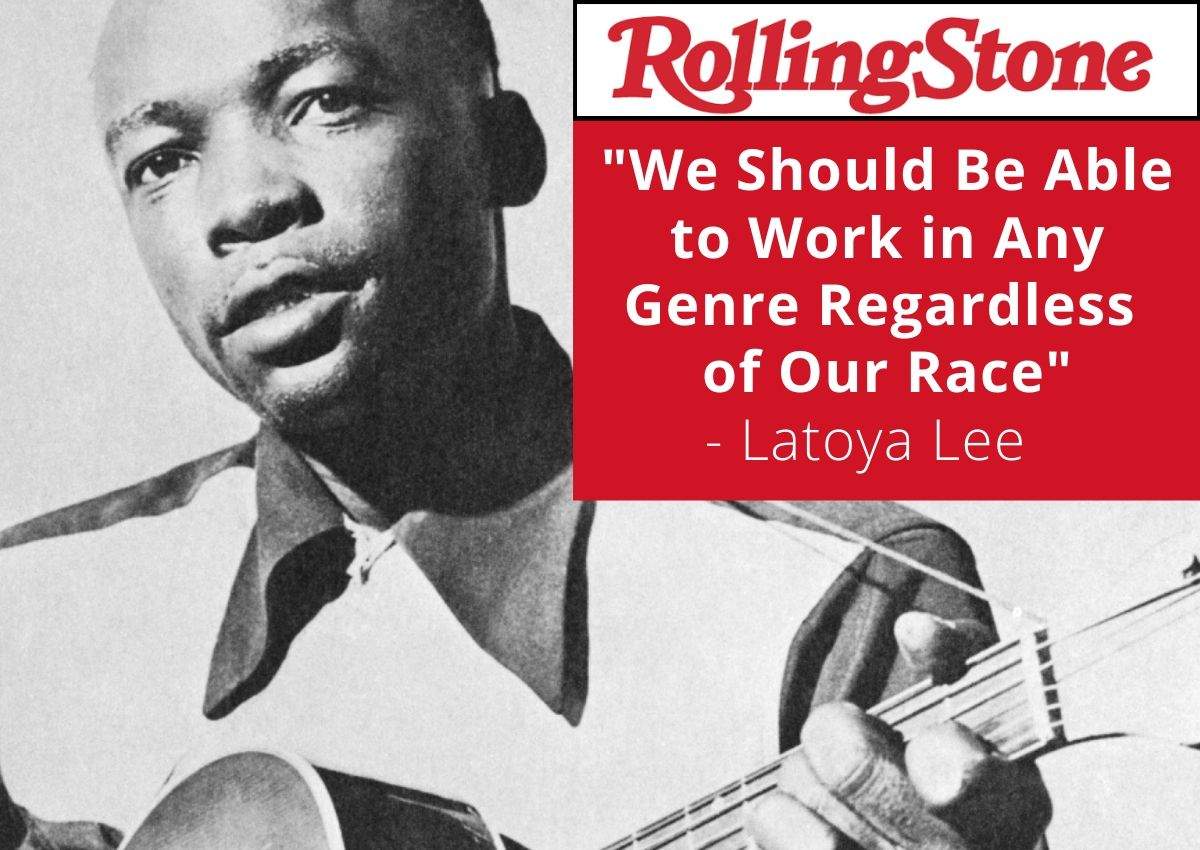 Rolling Stone Feature: 'We Should Be Able to Work in Any Genre Regardless of Our Race'