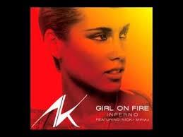 Girl On Fire (Alicia Keys Cover)