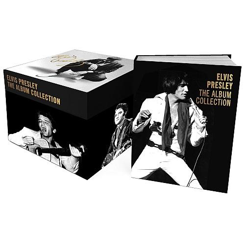 Elvis Presley – The Album Collection
