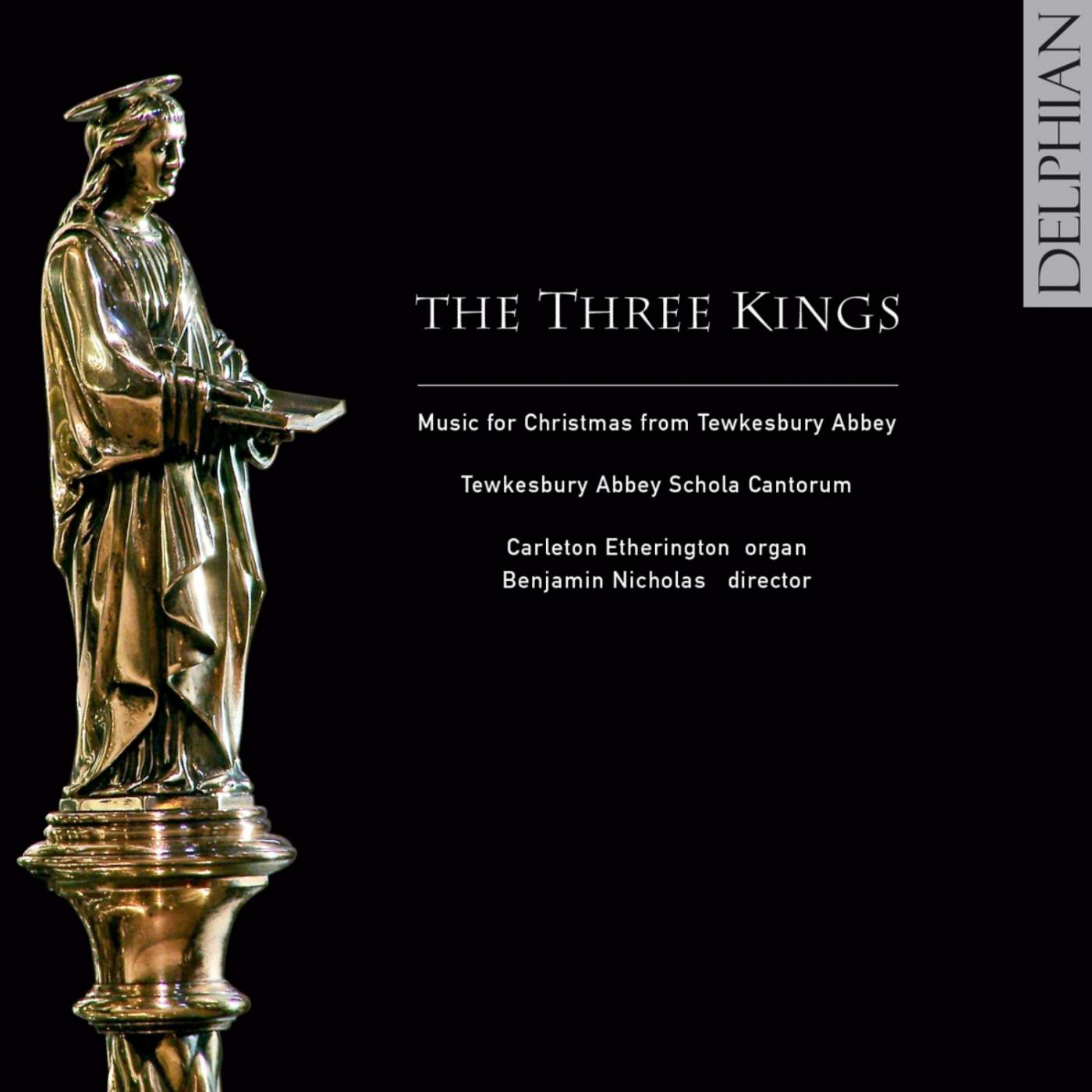 The Three Kings: Music for Christmas from Tewkesbury Abbey