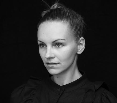 Danish composer Louise Alenius