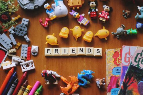 Focus On: Friendship