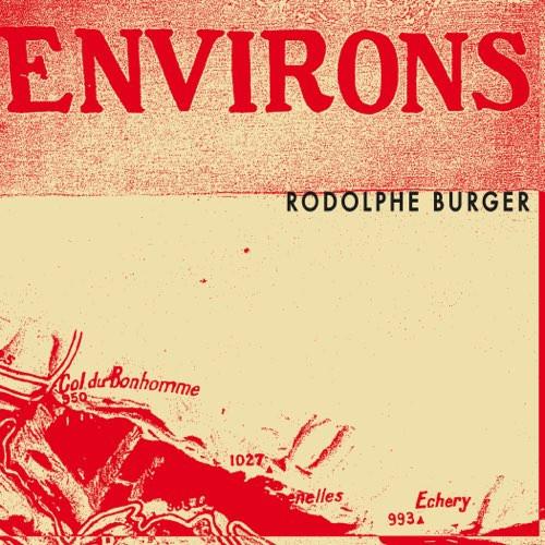 New video - Rodolphe Burger - Le Chant des Pistes