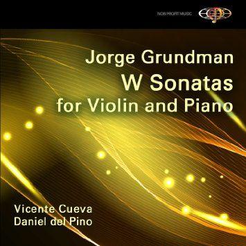 Warhol In Springtime. Sonata For Violin And Piano