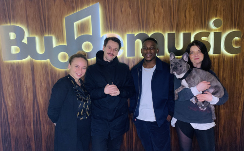 Budde Music Publishing's UK Arm Busy Flexing it's Signing Muscle