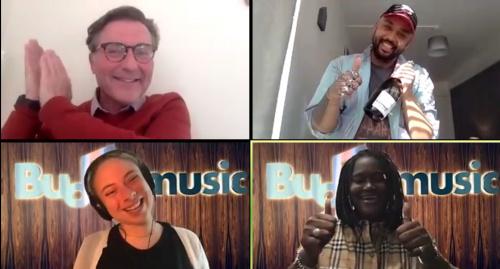 Budde Music UK Signs Talented and Rising Star Writer Lei Jennings