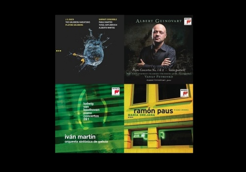 Best Sony Classical releases for Synch