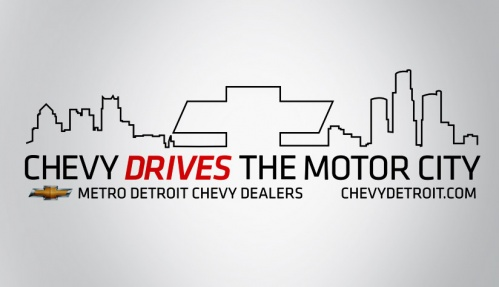 """Cooper Anstett / """"Move"""" Featured In Another Metro Detroit Chevy Dealers Ad"""