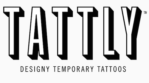 """""""That's What I'll Say"""" Featured In Tattly Temporary Tattoo Ad"""
