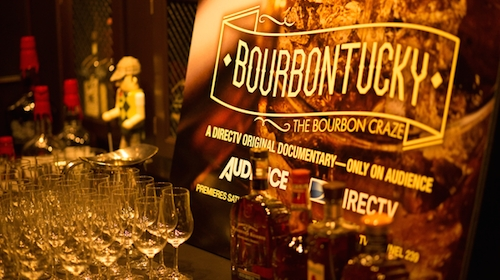 "Katie Grace / ""Cut To The Chase"" in DirecTV Original Documentary Bourbontucky on Audience"
