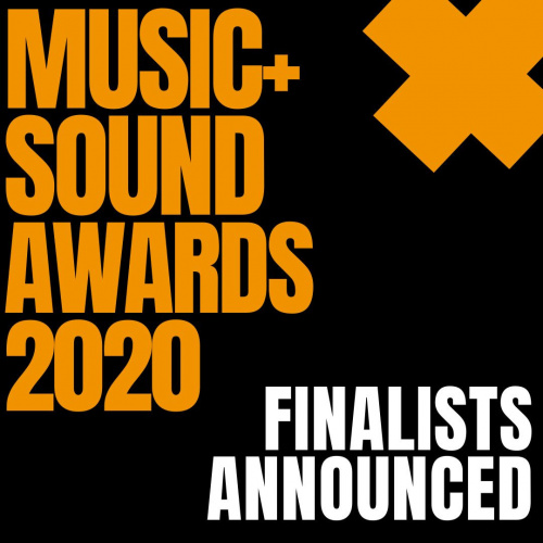Music+Sound Awards 2020 Finalists Announced