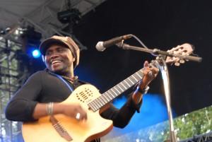 Cherif Mbaw en concert le 15 juin 2016