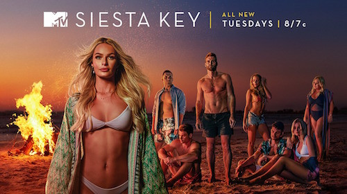 """Brittany Pfantz / """"Push Pull"""" To Be Featured In Siesta Key on MTV"""