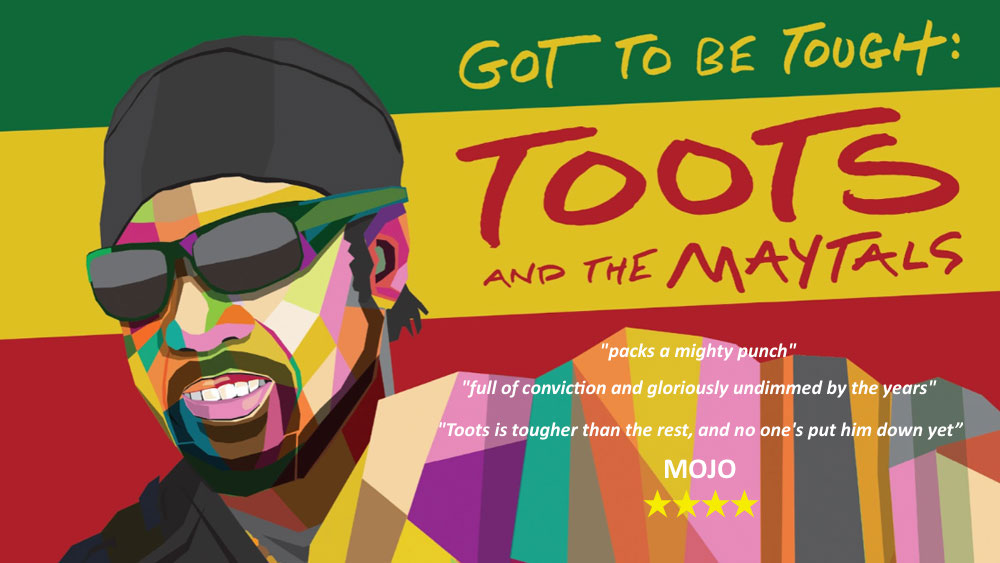 """<span style=""""font-size: 14pt;"""">Toots & the Maytals Announce New Album + Shares Title Track """"Got To Be Tough""""</span>"""