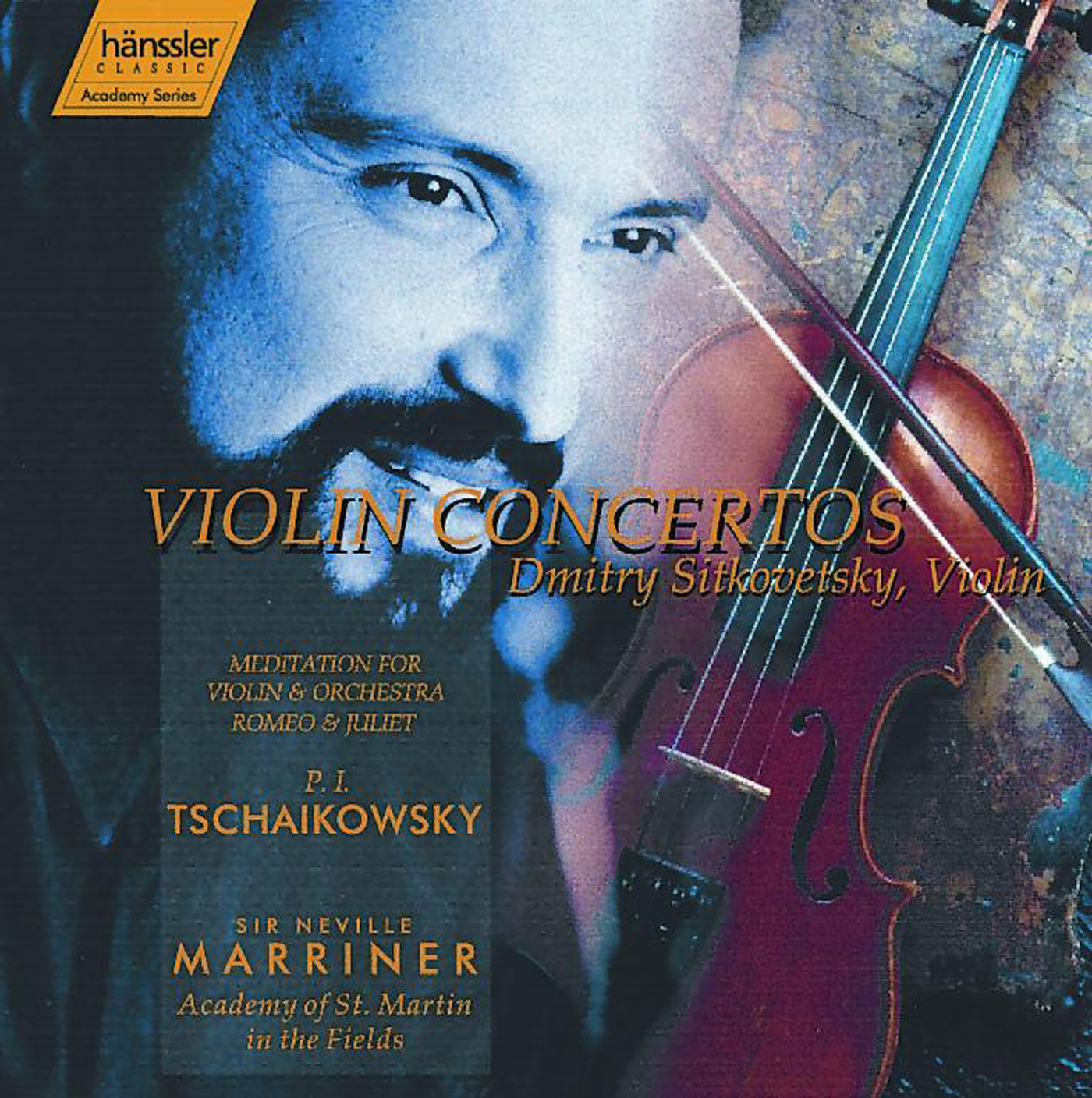 Naxos - Tchaikovsky: Violin Concerto in D Major, Op  35 - Meditation