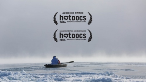 Hot Docs audience award for 'Angry Inuk' (Score by Florencia di Concilio)