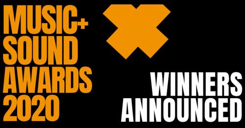 Music + Sound Award 2020 Winners