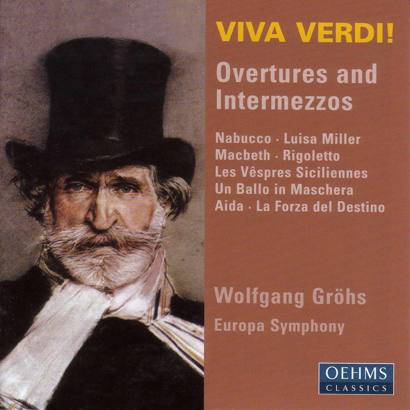 Verdi: Overtures