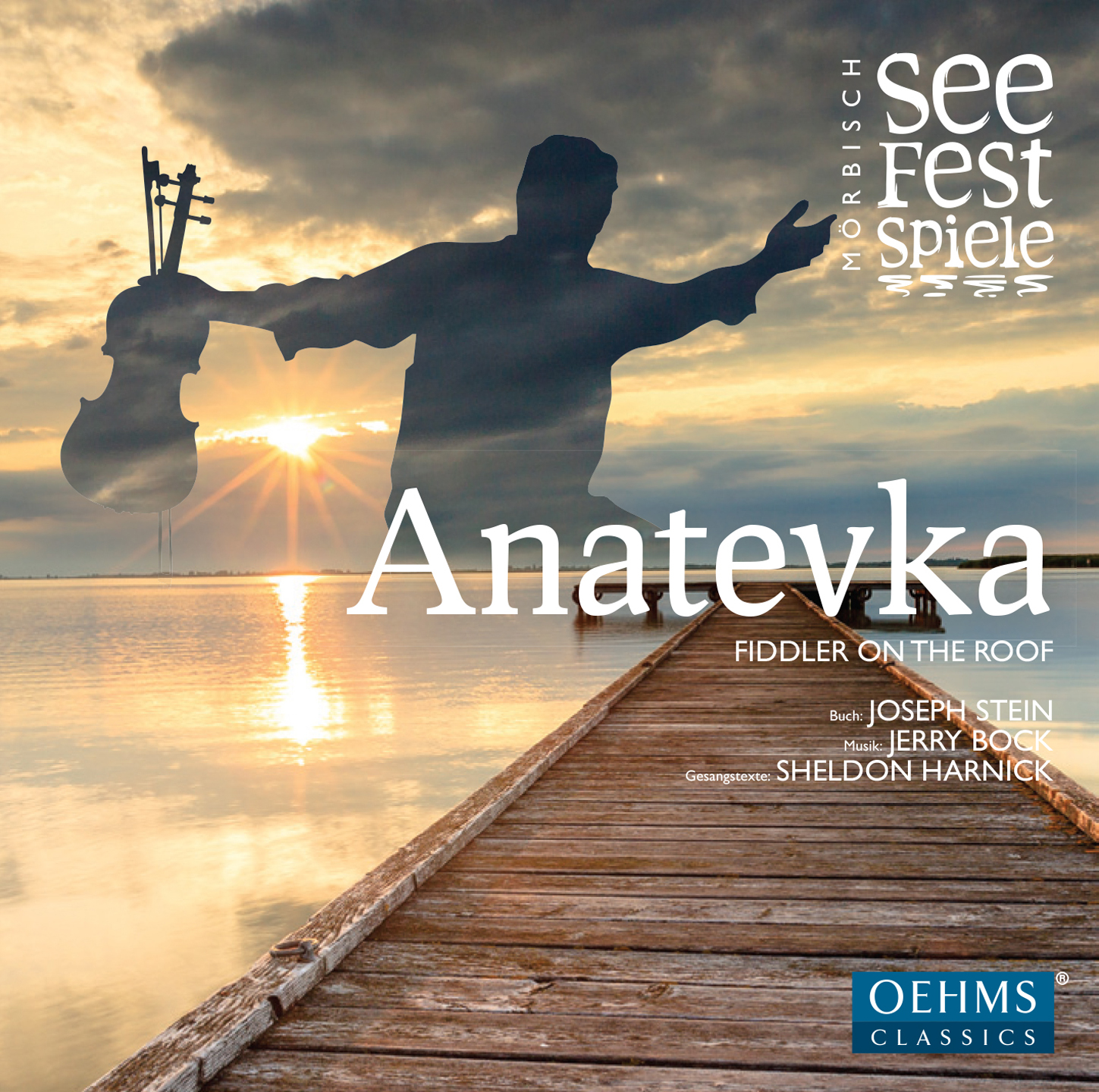 Anatevka (Fiddler on the Roof) [Sung in German]