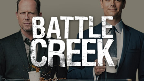 """Brandon Calhoon / """"Lost to be Found"""" Chosen As Theme Song For New CBS Series Battle Creek"""