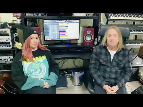 Songwriting with...Celeste Newman & Mark Crocker, part 2
