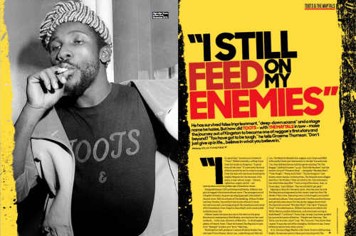 Toots And The Maytals Featured In Uncut Magazine
