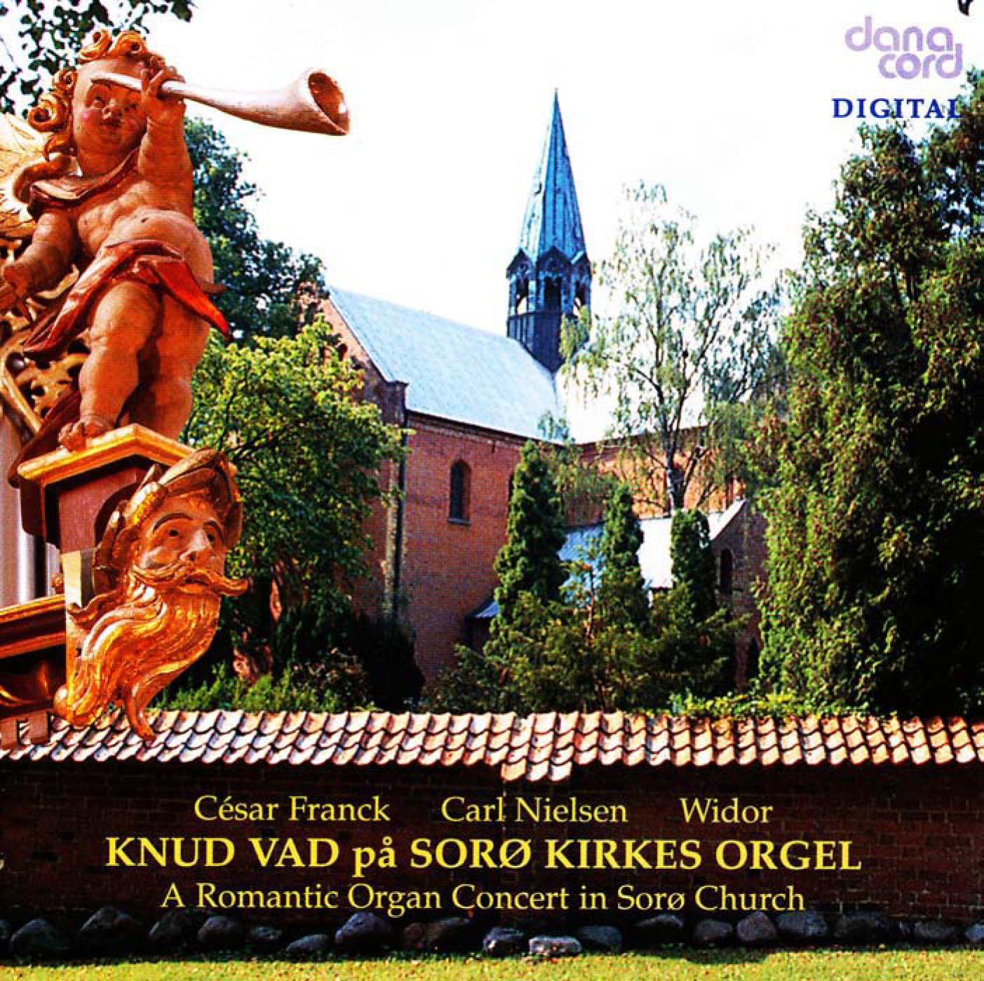 Widor, C.: Organ Symphony No. 5 - Nielsen, C.: Commotio