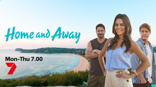 Three Songs Featured In Home And Away On Australia's Seven Network