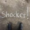 Shocker!