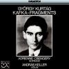 Kafka-Fragmente, Op. 24: Part 4: No. 4. Aus einem alten Notizbuch (From an old notebook)