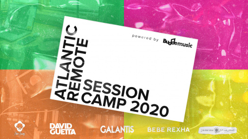Budde Music and Atlantic Records Organize a Worldwide Remote Camp