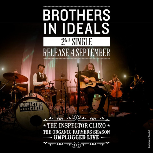 Brothers In Ideals - The Inspector Cluzo - 2nd Single