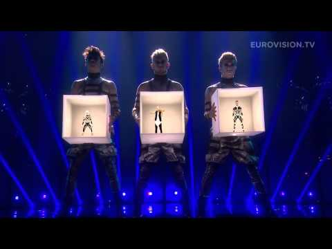 ESC Copenhagen 2014: Opening Act, The Second Semi-Final