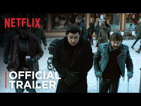 Netflix tv-series 'Lilyhammer' (2014)