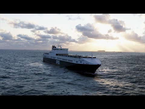 DFDS 'Dedication, non stop'