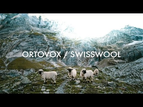 ORTOVOX Swisswool Campaign