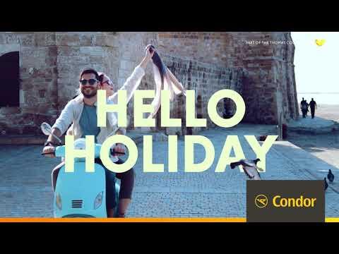 Condor - Hello Holiday