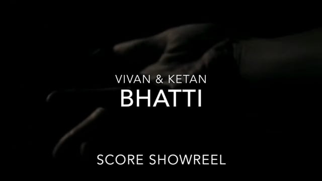 Bhatti Brothers Music Score Showreel