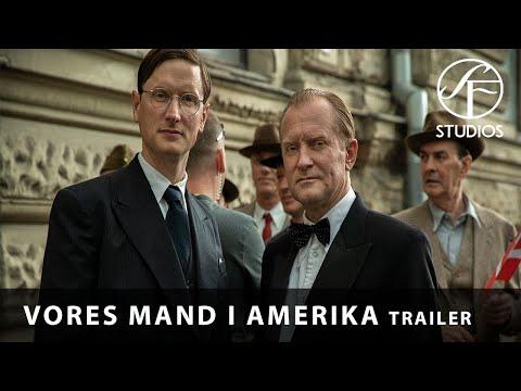 Vores Mand i Amerika (The Good Traitor) - Christina Rosendahl (2020)