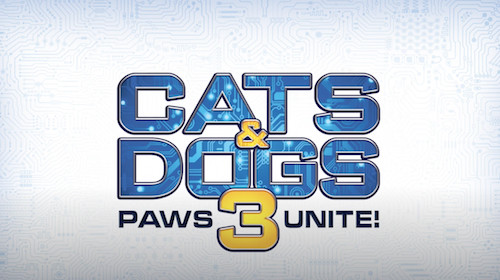 """Epoch Failure / """"Champion"""" Featured In Warner Bros. Film Cats & Dogs 3: Paws Unite!"""