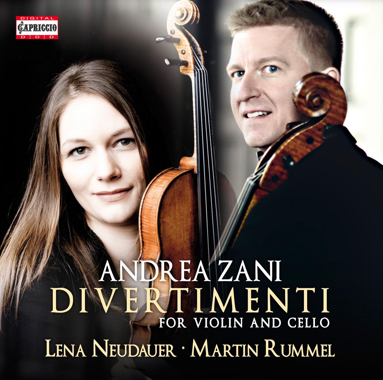 Zani: Divertimenti for Violin & Cello