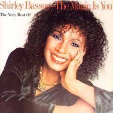 """Shirley Bassey """"The Magic Is You"""""""