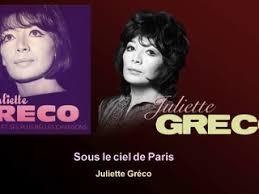 Iconic Juliette Gréco passes away