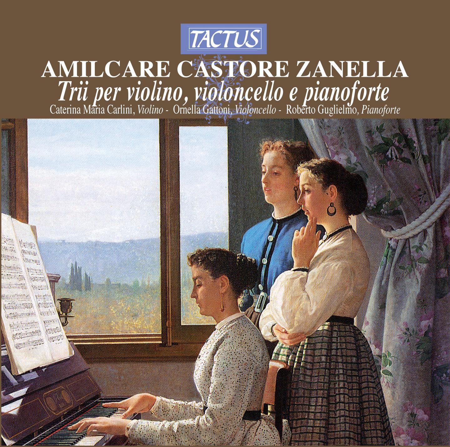 Zanella: Piano Trios