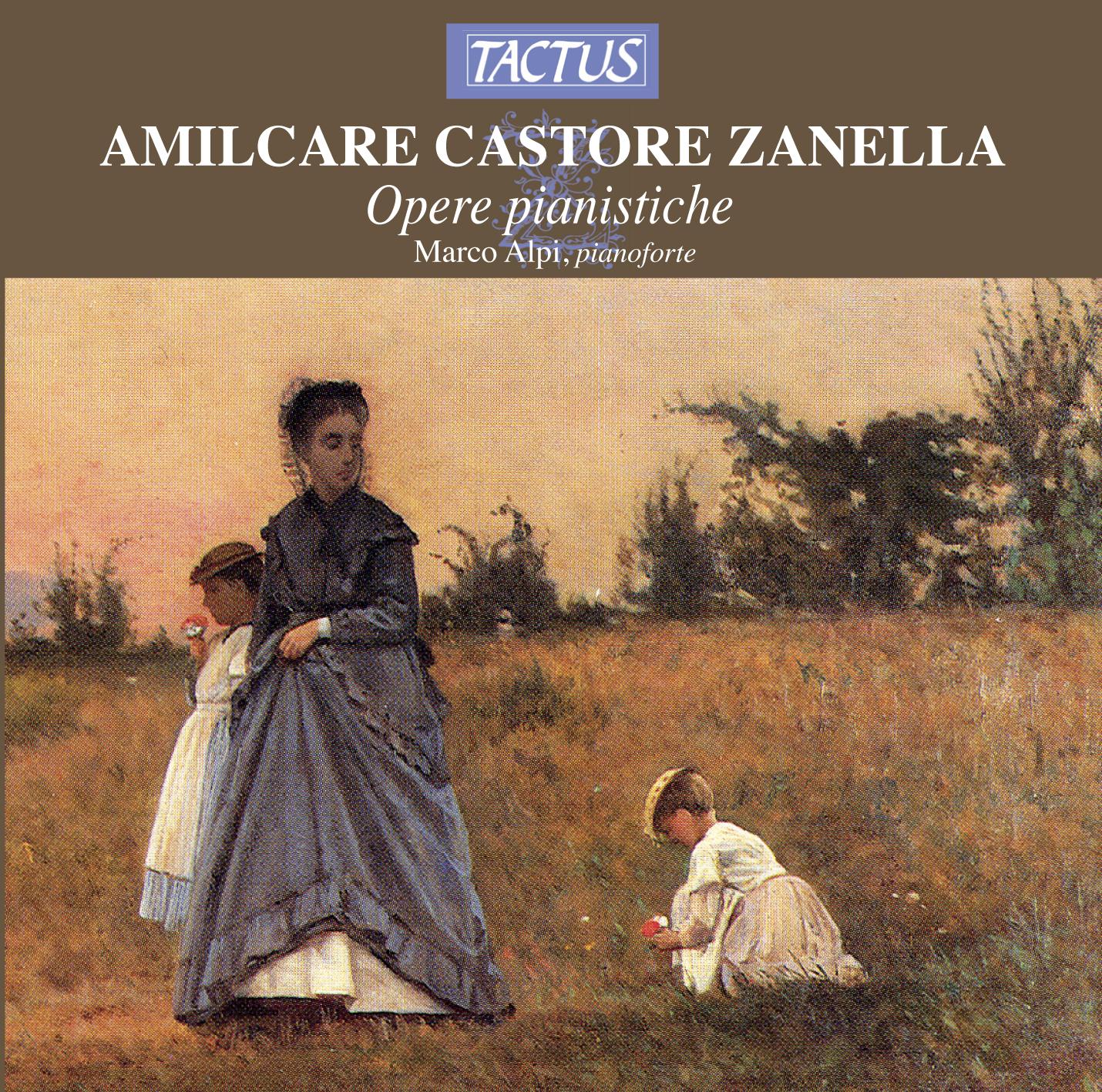 Zanella: Opere pianistiche