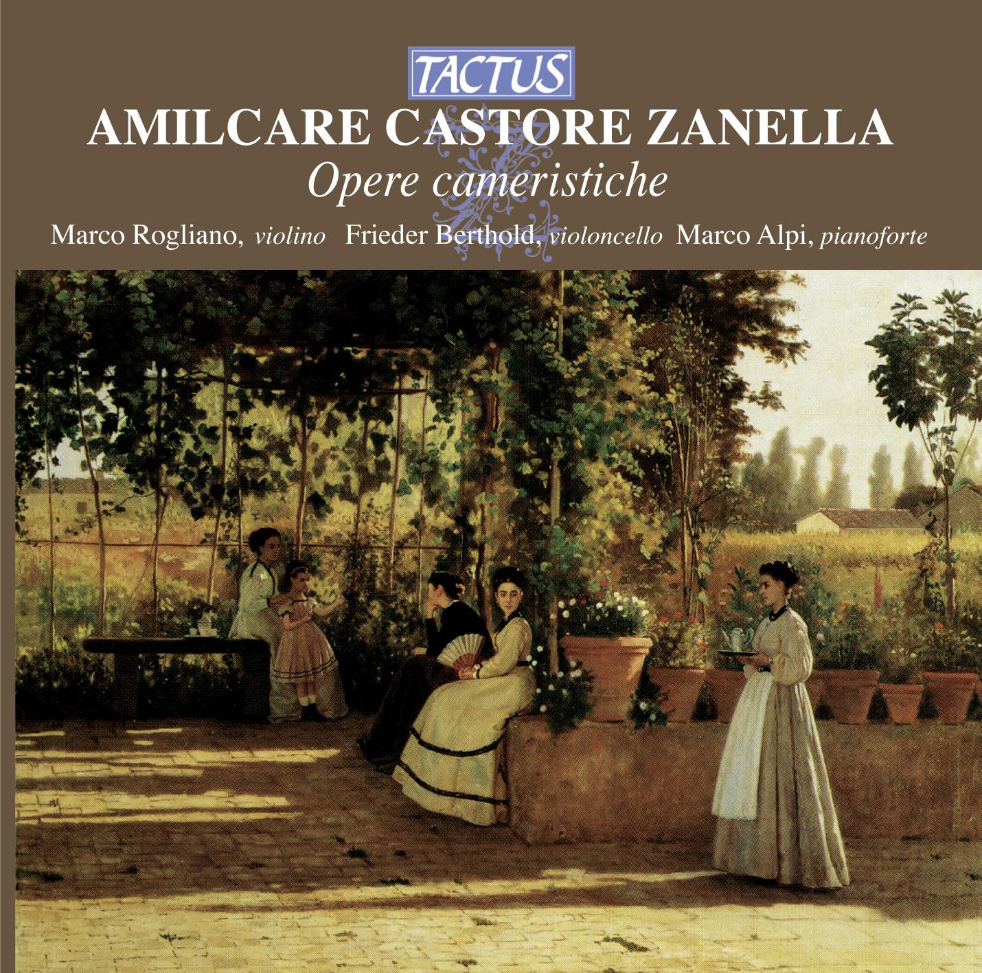 Zanella: Opere cameristiche