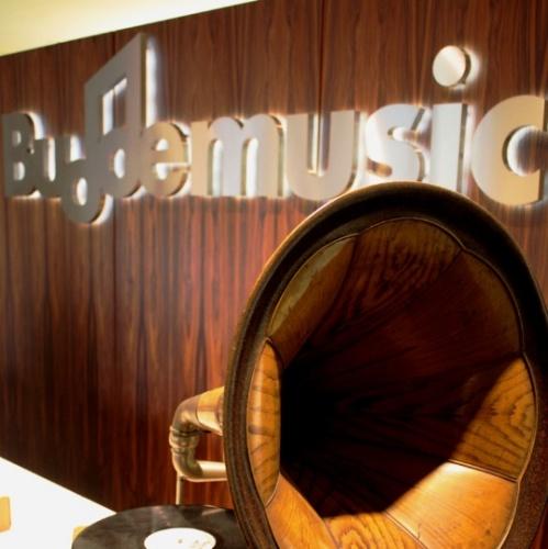Budde Music