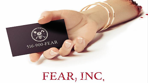"""Don't Be Afraid"" In Upcoming Comedy-Horror Film Fear, Inc."